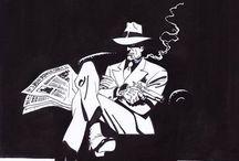 Comics / Noir