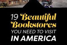 BOOKSTORES & LIBRARY WORTH VISITING / BOOKSTORES & LIBRARY AROUND THE WORLD