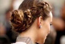 Peinados / cabello, peinados, looks, ideas, celebrities, pasarelas, belleza...