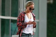 It girls / it girls, chicas, actrices, cool, estilo, street style...