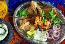 Indian & Kebabs / by gail chapman