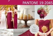 Pantone Fall 2013 Colors