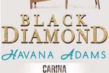 Black Diamond / Inspiration and Visual references