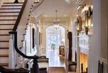 Home: Foyers and Staircases