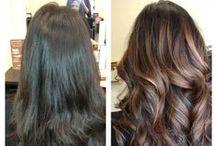 Hair: Colour it!