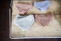 knitwear / woolen loveliness