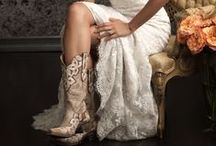 Wedding Dresses  / DREAM WEDDING DRESS! / by Country Chic Wedding