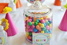 candies / Candies for babys christening