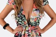 Fashion: Rompers