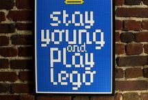 I ❤️ LEGO / Inspirational & funny designs