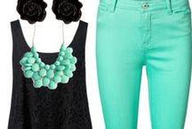 Fashion: Casual Wear (Spring/Autumn)