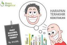 Hair Growth / Greenangelica.org adalah salah satu distributor besar produk penumbuh rambut Green Angelica. Anda Bisa mendapatkan produk perawatan rambut dan obat penumbuh rambut lebih mudah dengan mengunjungi website kami