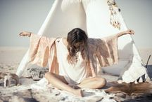 Boho chic / Boho chic style and clothes