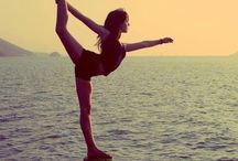 Yoga obsession / Photos that inspire to practise yoga
