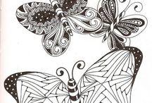 Draw / Le immagini dalle quali prendo ispirazione per disegnare
