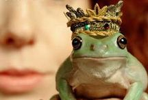 Frogs...Prince Charming / by Tealyn Tosh