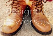 WARSZAWASZA - boots / Boots designed in Warsaw