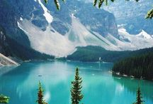 OUR BEAUTIFUL WORLD! / Places I love & would love to see