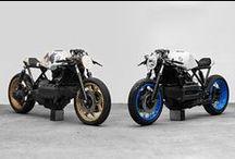 Customy / Przeróbki motocykli klasycznych
