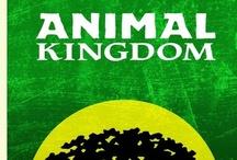 Animals, Birds, Fish & Insects - Animales, Pajaros, Peces e Insectos / Animals are mans company on earth. (Los animales son los compañeros del hombre en la Tierra.)