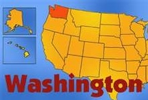Washington State - Estado de Washington en EE.UU. / I was born in Seattle, Washington.  It's a beautiful state, so I want to share some of its photos with you. (Nací en la ciudad de Seattle en el estado Washington.  Es un estado bellísimo, y por eso, quiero compartir algunas de las fotos de él contigo.)