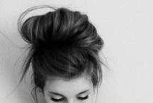 makeup, hair, nails