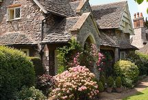 Cottage Garden / Romantic gardens inspired by England.