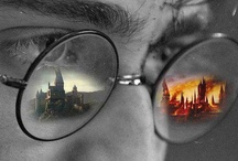 HARRY POTTER<3 / by Karrissa Porterfield