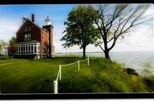 Lighthouses on Ohio's North Coast