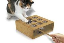 Great Stuff for Kitty / What every feline dreams of owning!