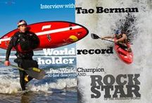 ThePaddler ezine interviews / See who we have interviewed…