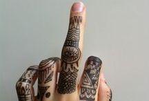Tattoo / P&B