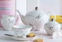 Tea for Two / Tea is a balm for the soul - or  it is at Little Wings Factory anyway :)