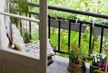 Apró balkonok / Small balkonies