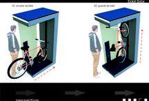Bike Box / Proposta para  o Prêmio Alcoa de Inovação em Alumínio 2014.
