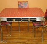 Mid Century Modern / Stylish and nostalgic midcentury furniture and decor from estate sales and auctions