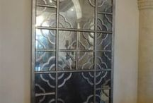 Mirrors / Antique, vintage, and modern mirrors from estate sales and auctions.