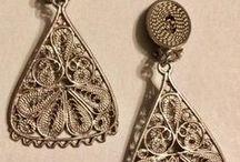 Estate Jewelry / Vintage jewelry, gemstones, diamonds, turquoise, costume jewelry, art deco