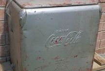 Coca Cola / It's the real thing.