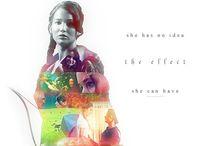 TheHungerGames / Katniss and peeta/gale fanfiction