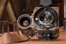 Goodman & Brown / Custom hand made medium format camera by: Goodman and Brown