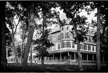 Hotel Victory, South Bass Island / Historic Hotel Victory once was one of the largest hotels in the country. Located on South Bass Island, it attracted visitors from all over.