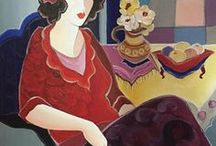 Fine Art / Fine art from the finest estate sales and auctions.