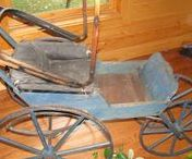 Primitives / Antiques from the 1800s and 1900s