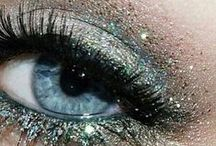 All The Glitter In The World! / It's THE look of the festive season 2015 and what's not to love?! Glitter eyes, glitter hair, glitter nails, we can't get enough of it! allbeauty.com pick their favourite looks and products from this sparkling trend. #AllTheGlitter