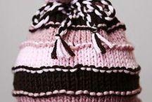 Knitting_beret, hats, etc.