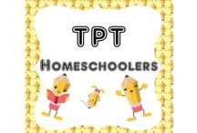 TPT Homeschoolers / TPT Homeschoolers is the perfect place for TPT homeschoolers to share homeschool resources (lessons, printables, games, etc.) for any grade level. NEW RULES: Please pin at a 1:1 ratio - 1 paid pin for each free, idea or blog pin. I will delete pins that are duplicated, not getting repinned, or are just spam. If you are a homeschooler (required) a TPT seller and would like to be added as a collaborator, please email me at the@home-educator.com. Thanks!