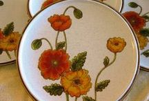 China, Glass, Pottery and More / by Lisa Rossiter pnljewelrydesigns
