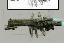 Machines, vehycles, ships, robots,...