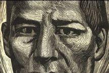 GRABADOS Y LITOGRAFÍAS / Selección de grabados, litografías y algunos impresos antiguos, relacionados con el Benemérito de las Américas